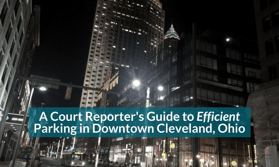 Cleveland Reporting Partners | A Court Reporter's Guide to